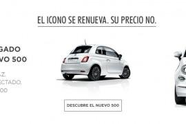 Fiat 500 nuevo modelo