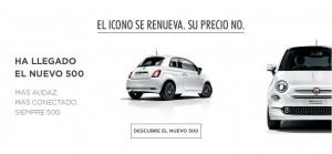 Canción del anuncio de Fiat 500 Septiembre 2015 – ¿Se puede mejorar lo mejor?