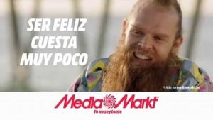 """Canción anuncio Media Markt """"Ser feliz cuesta poco"""" 2015"""