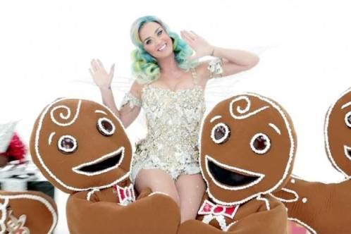 canción anuncio navidad H&M katy perry