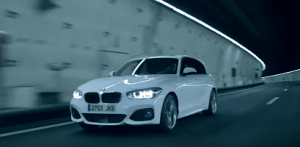 "Canción anuncio BMW serie 1 ""Es tuyo"""