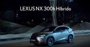 Canción anuncio Lexus NX 300h Híbrido
