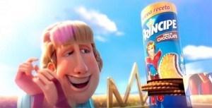 Canción del anuncio galletas Príncipe