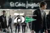 anuncio corte inglés 75 aniversario