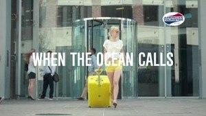 Canción anuncio maletas American Tourister