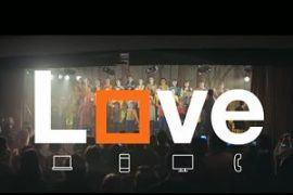 Anuncio Orange Love