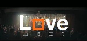 Canción del anuncio de Orange All you need is Love