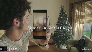 Canción del anuncio de Telefónica – Navidad 2016