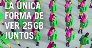 Canción del anuncio de Yoigo – 25 GB
