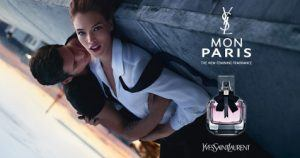 Canción del anuncio Yves Saint Laurent Mon Paris