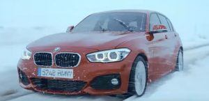 Anuncio BMW xDrive