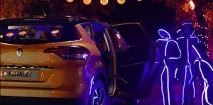 Anuncio del Renault Scenic