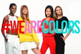Benetton perfume colors