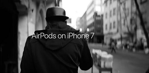 AirPods + iPhone 7