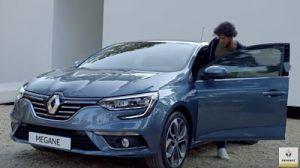 Canción del anuncio del Renault Megane