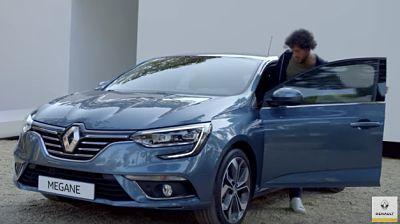 Anuncio Renault Megane